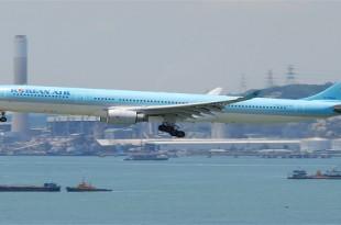 Korean_Air_Airbus_A330-300;_HL7584@HKG;04.08.2011_615ls_(6207876842)