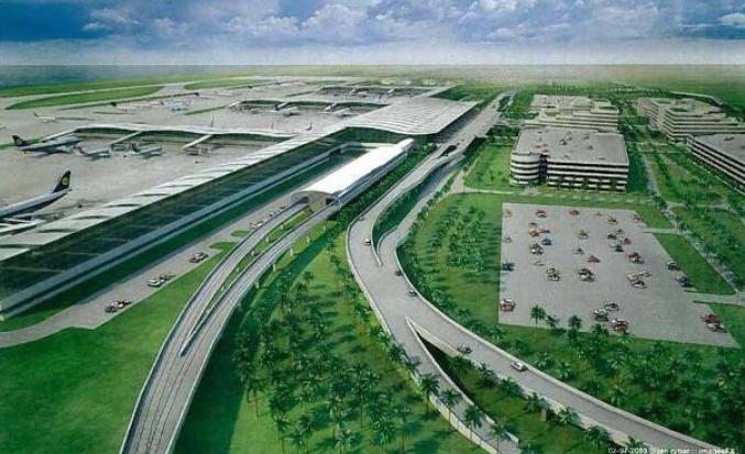 Ilustrasi Bandara NYIA