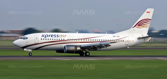 Ilustrasi express air