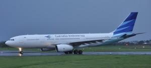 Pesawat Garuda A330-300