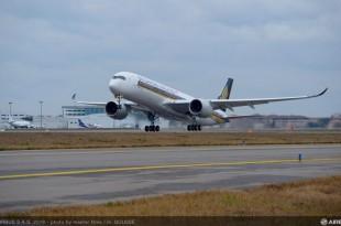 A350 Singapore