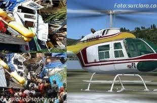 Bell 206 unindo