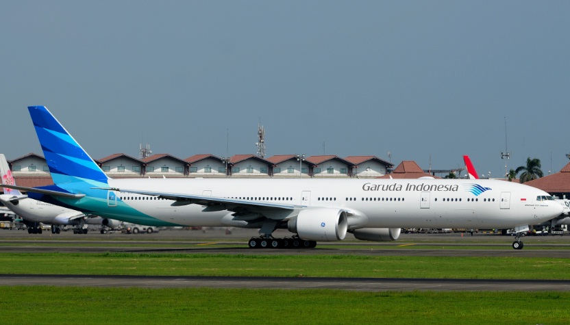 garuda heathrow