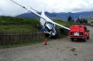 Pesawat Pegasus PK ICC Jatuh di Ilaga, Papua/Dok AVIASI