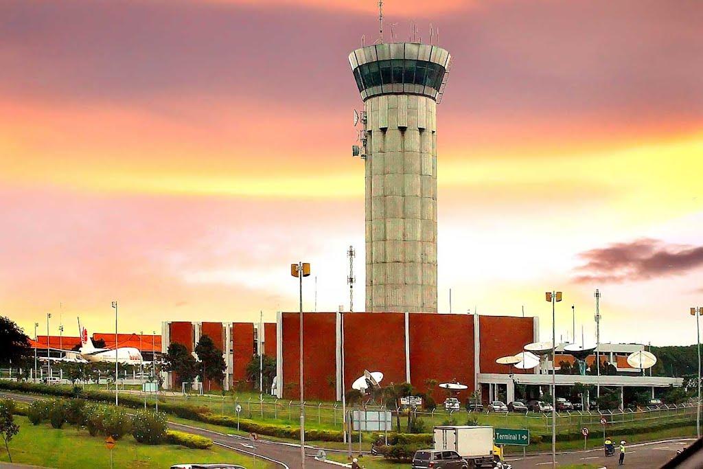 ATC bandar udara Soekarno-Hatta / wikimapia.org