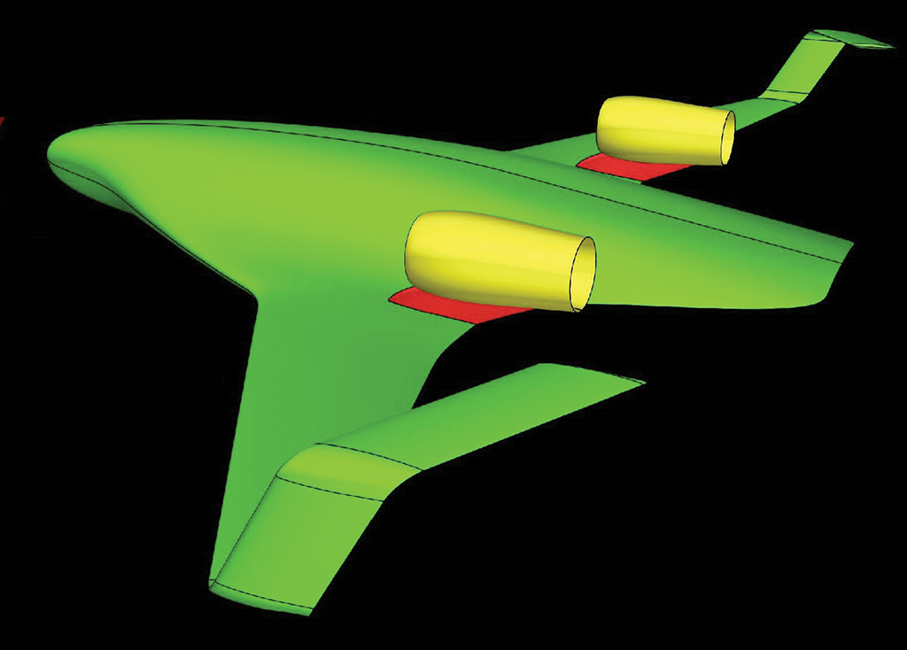 Desain Ultra-Efficient Untuk Pesawat Kecil - Info Penerbangan