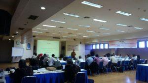 INACA Training Course XXV Menara Cardig, Jakarta.