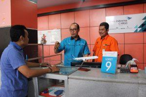 Garuda Indonesia bersama pos indonesia